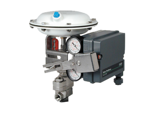 Positioners: Digital Positioners Electro-Pneumatic Positioners Pneumatic Positioners